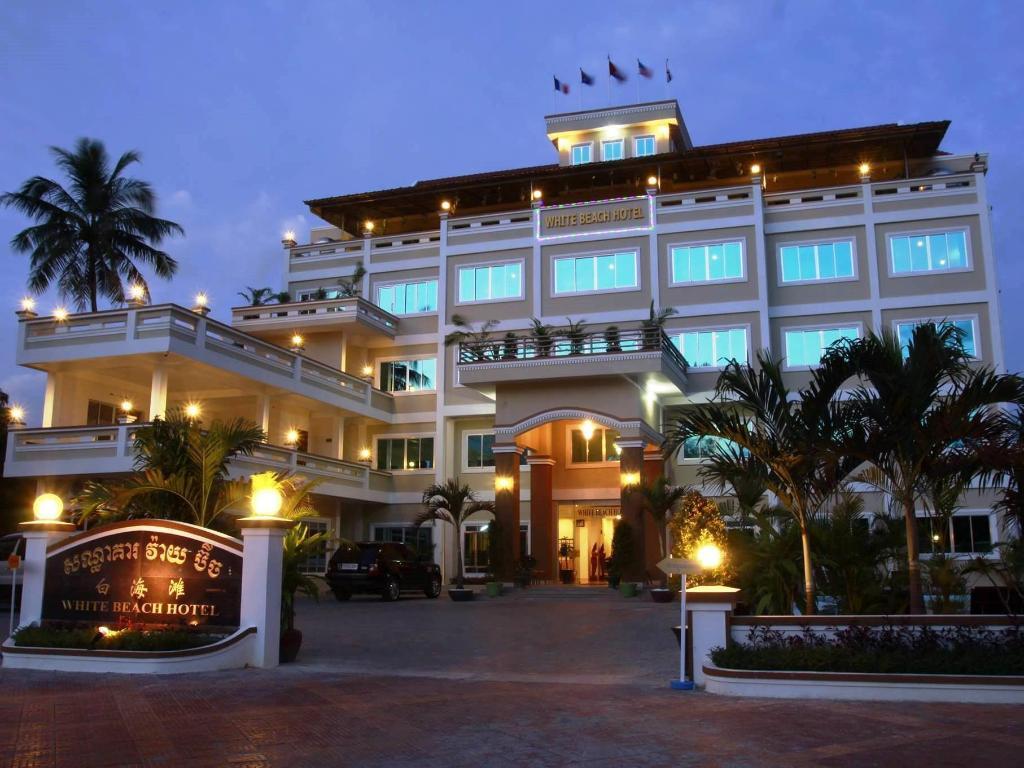 White Beach Hotel In Sihanoukville