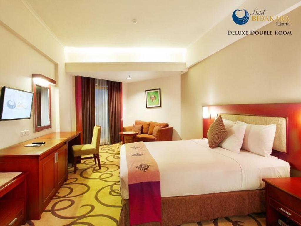 Deluxe King Bed Hotel Bidakara Grand Pancoran