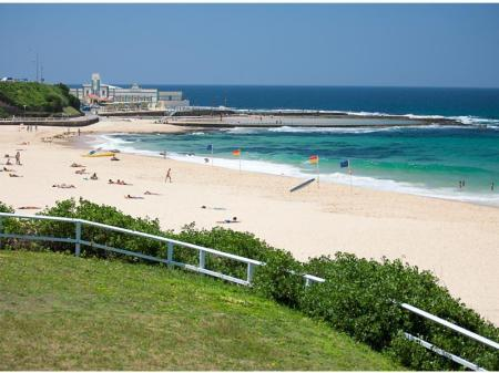 شاطئ نوفوتيل نيوكاسل بيتش (Novotel Newcastle Beach)