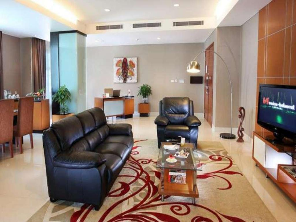 Interior view Swiss-Belhotel Kendari
