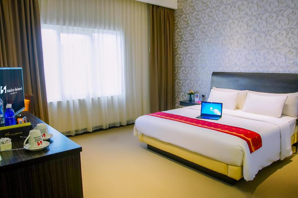 Deluxe Single - Bed Swiss-Belhotel Kendari