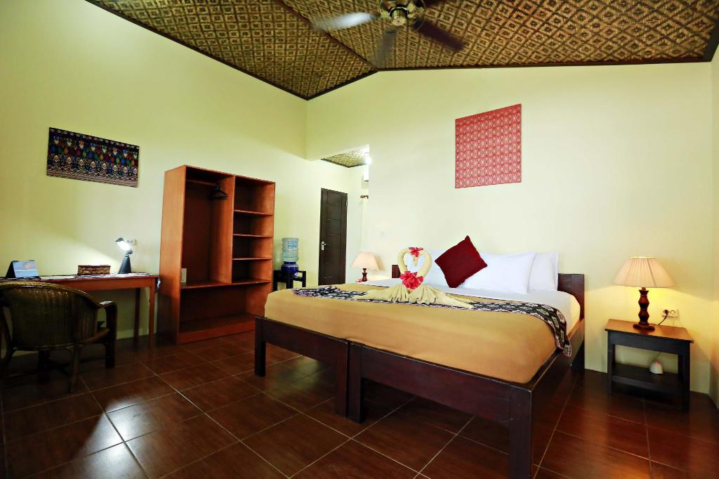 Cottage Ocean View - Guestroom Murex Bangka Dive Resort