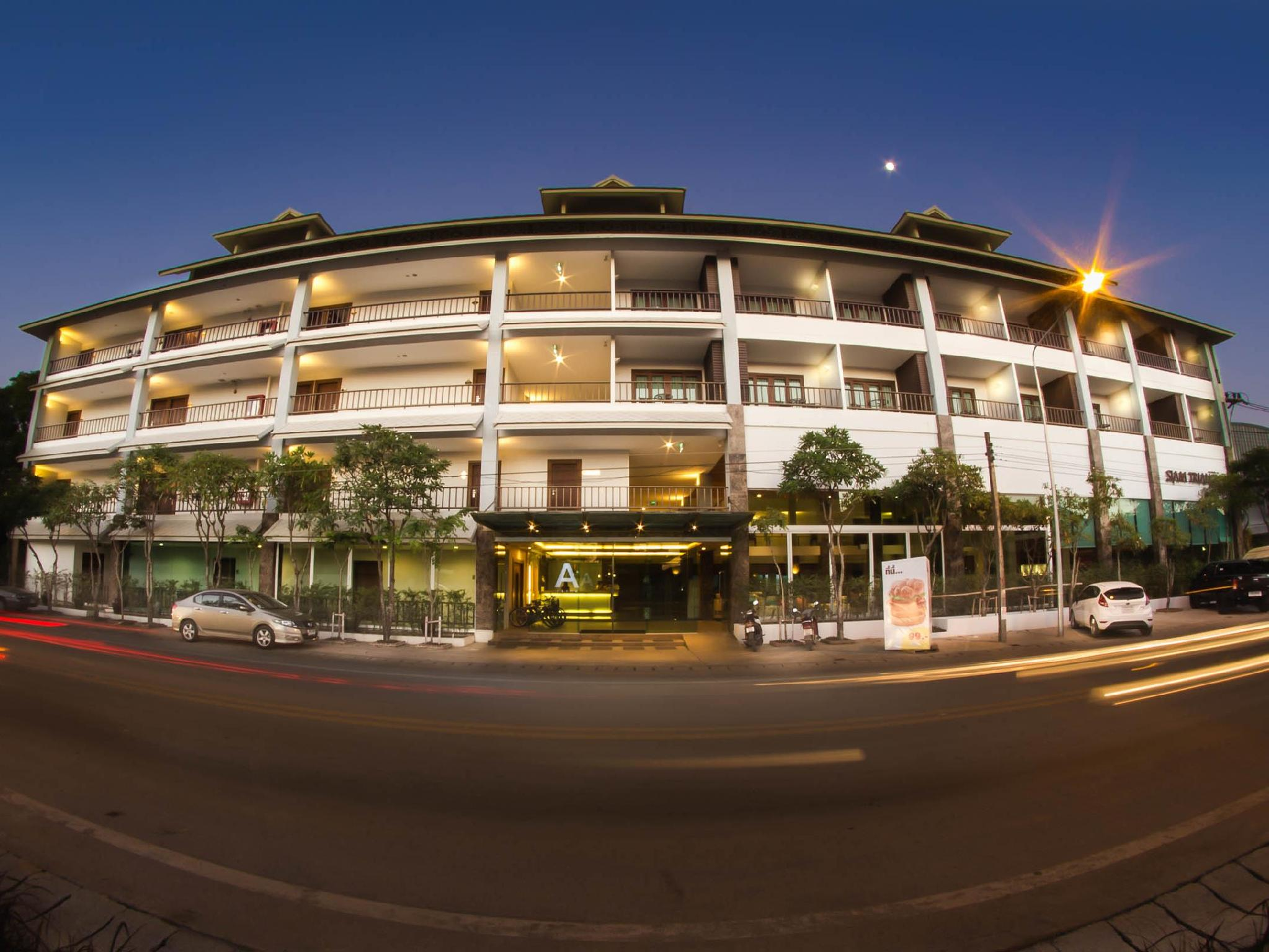 siam triangle hotel in chiang saen room deals photos reviews rh agoda com