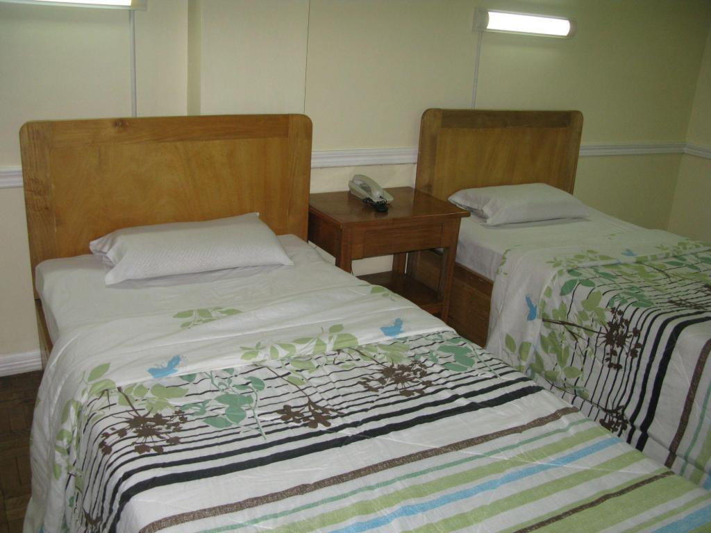 Twin Standard - Bed Bagobo House Hotel