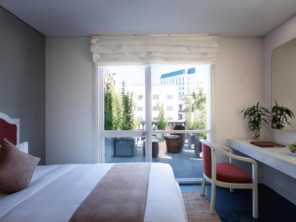 Junior Suite mit Stadtblick