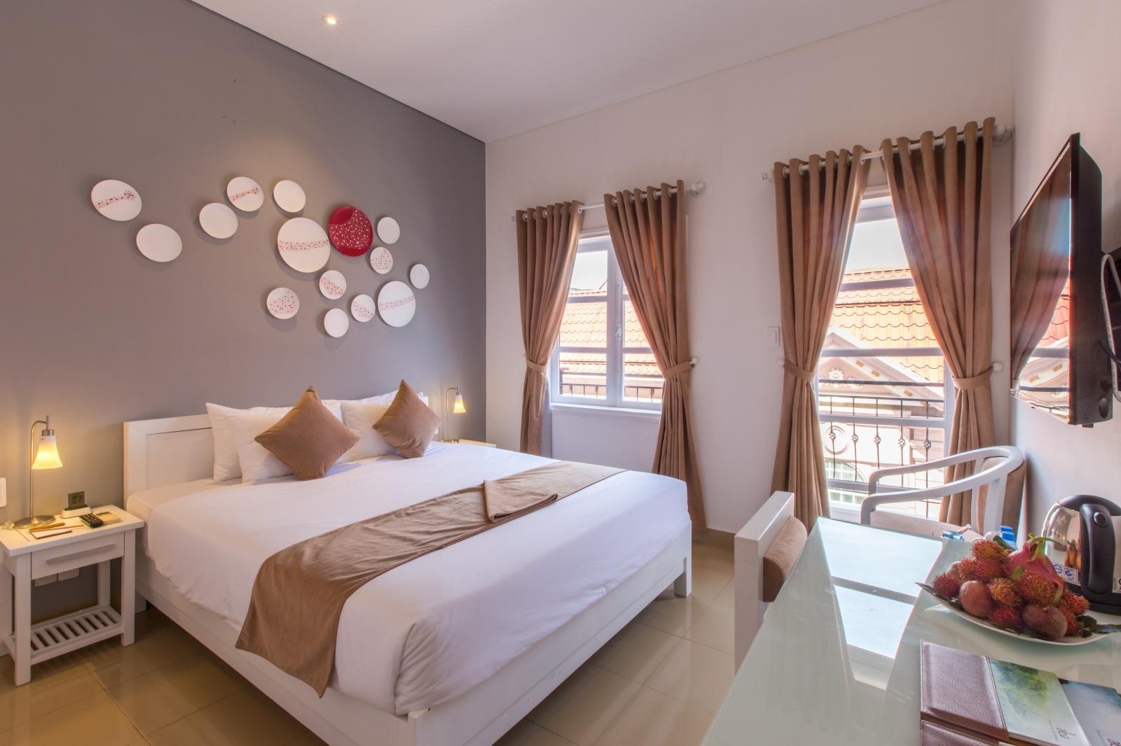 Alba Hotel in Hue - Room Deals, Photos & Reviews