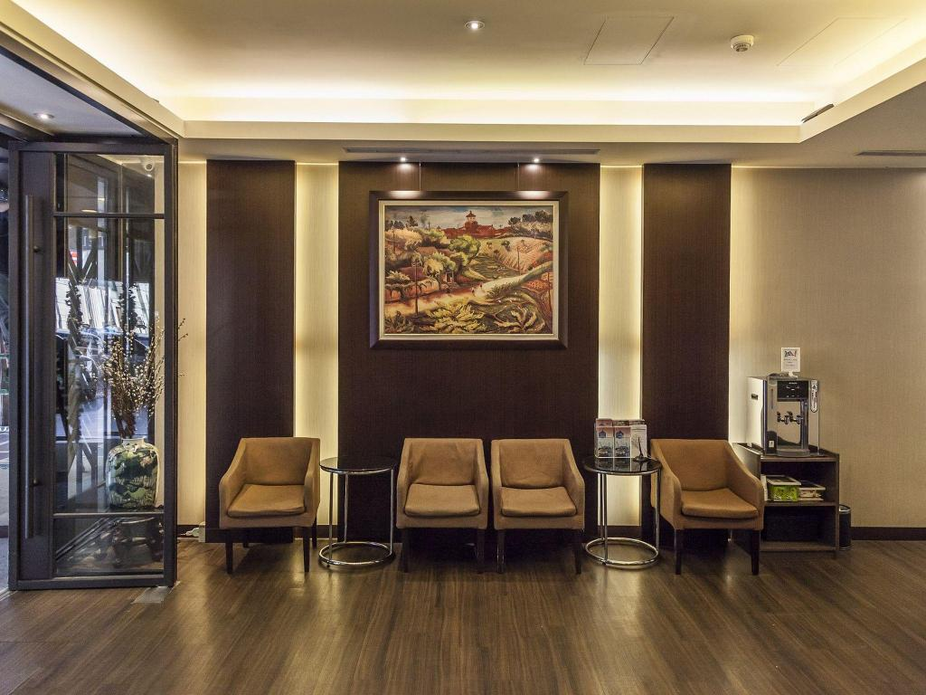 Hotel Look best price on look hotel in taipei + reviews!