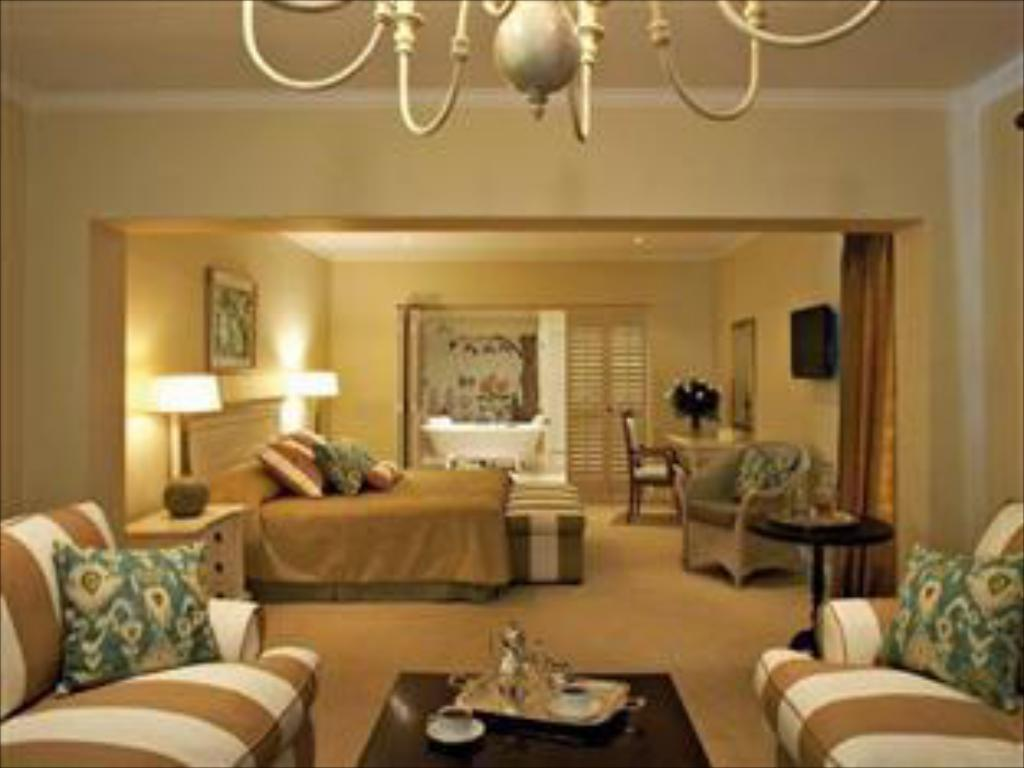Superior King - Suite room The Last Word Constantia Hotel