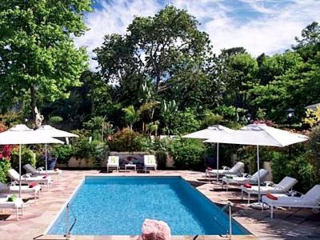 Swimming pool The Last Word Constantia Hotel