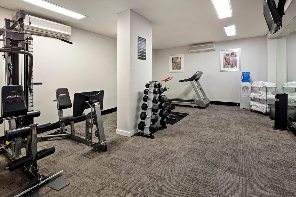 gym Quest Campbelltown Serviced Apartments