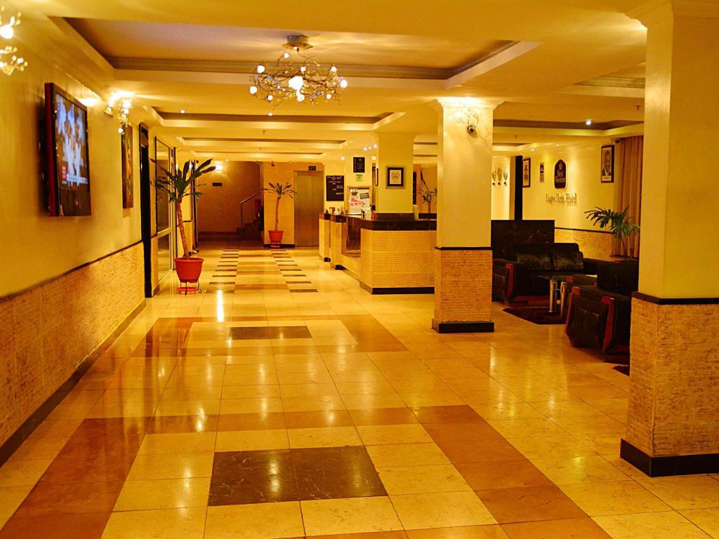 Interior view Best Western Plus Lagos Ikeja Hotel