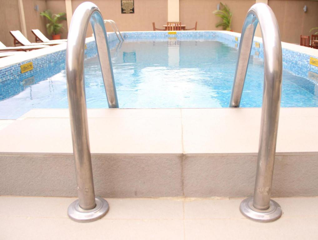 Swimming pool Best Western Plus Lagos Ikeja Hotel