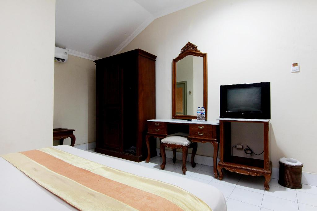 Moderate Room - Guestroom