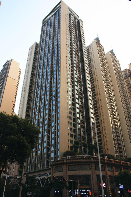 She & He Service Apartment - Huifeng