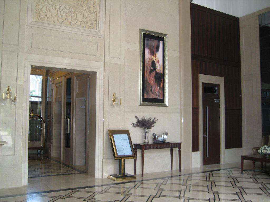 Lobby She & He Service Apartment - Huifeng