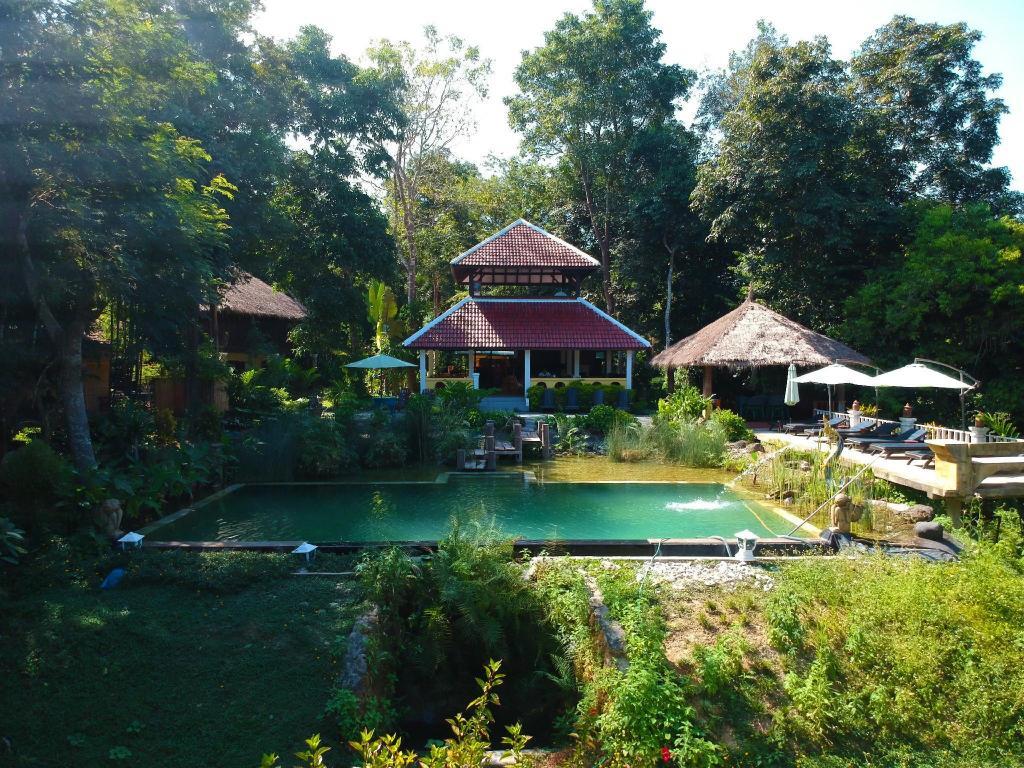 Zen Namkhan Boutique Resort Bungalow Luang Prabang