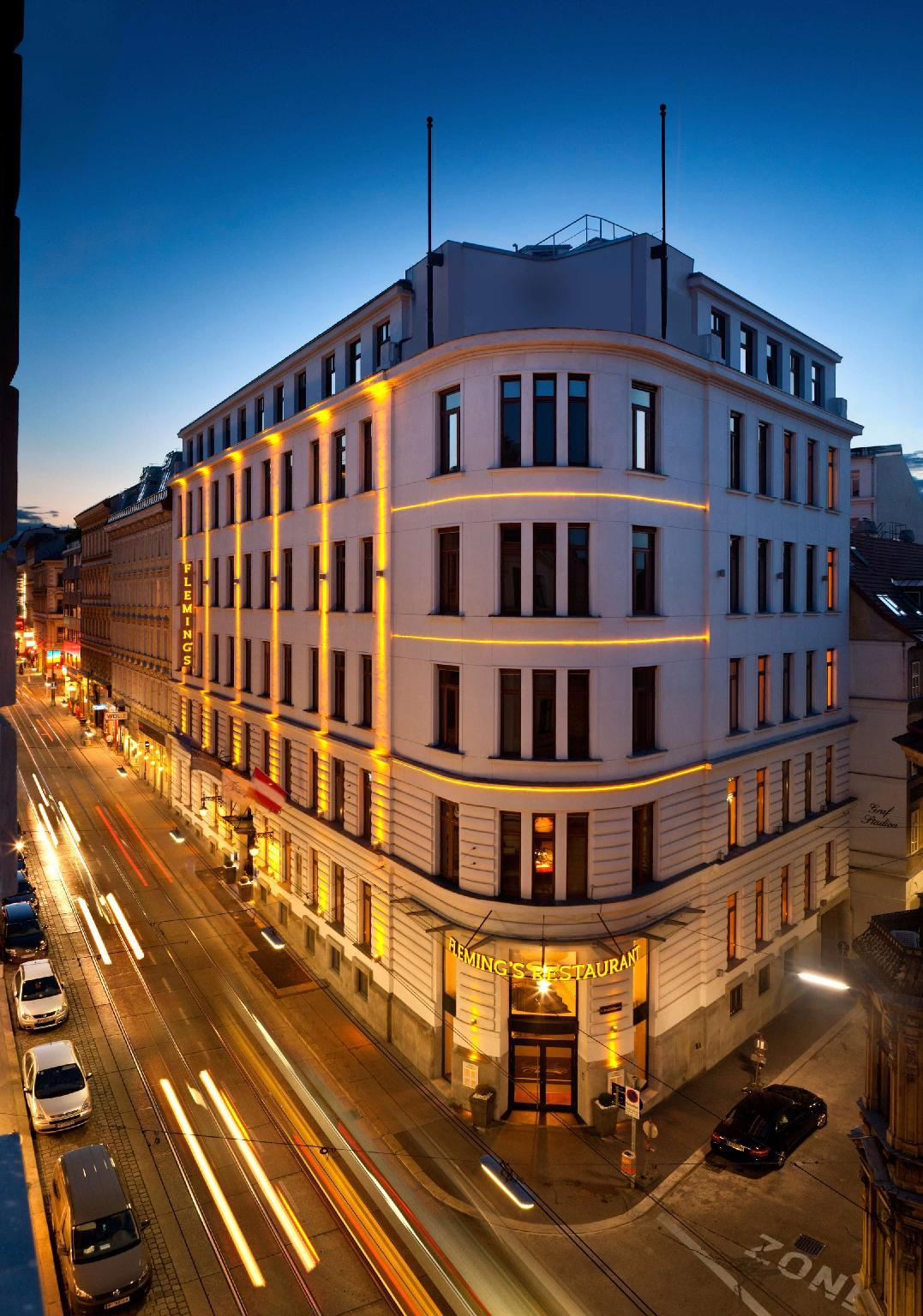 Flemings Selection Hotel Wien City Vienna From 131 Save On Agoda