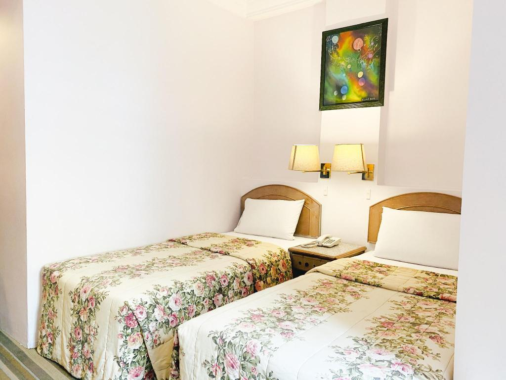 Superior Twin - Bed Rainbow Hotel Cameron Highlands
