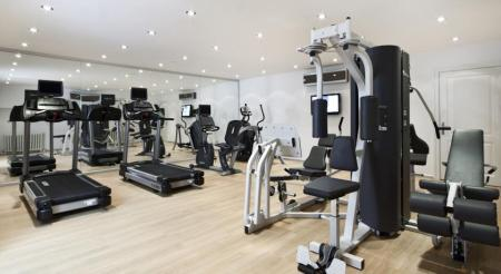 Fitness center Divan Cukurhan Hotel