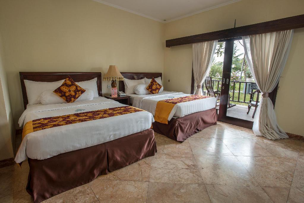 Quarto Deluxe - Cama Lorin Belitung Beach Resort