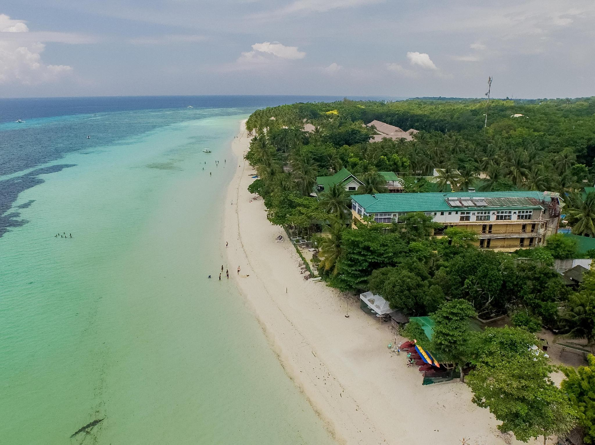 240062_16061213300043440059 - Aerial View of Dumaluan Beach Resort in Panglao, Bohol - Bohol Tourism | Bohol Travel & Tour