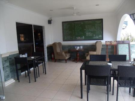 Interior view Panglao Regents Park