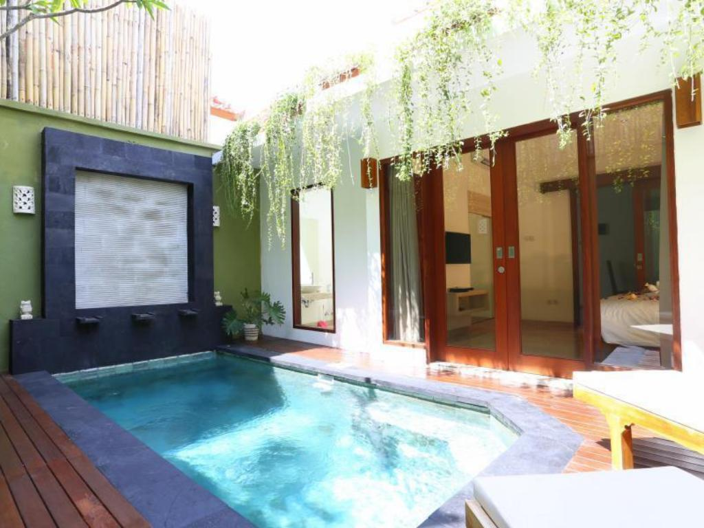 1 Bedroom Pool Villa The Jas Villas
