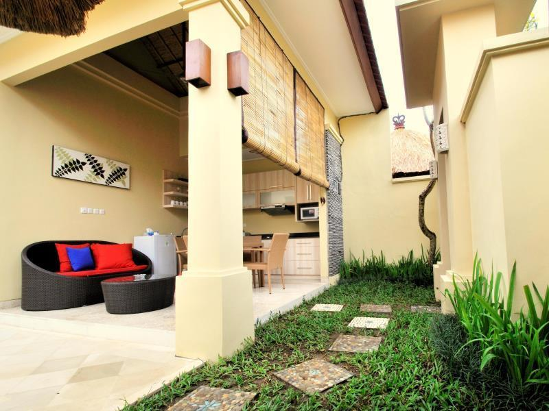 Two-Bedroom Pool Villa with Return Airport Transfer