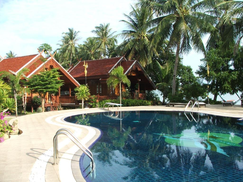 grand sea beach resort in koh phangan room deals photos. Black Bedroom Furniture Sets. Home Design Ideas