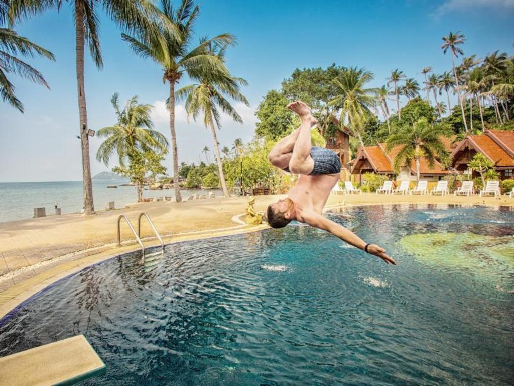 grand sea beach resort in koh phangan - room deals, photos & reviews