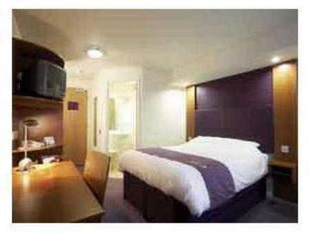 Двойна стая Premier Inn London Hammersmith