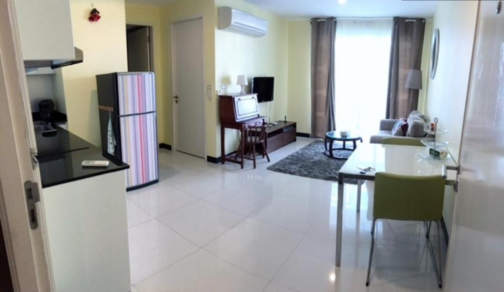 Room Heart of Bangkok,Newest&Fully household items