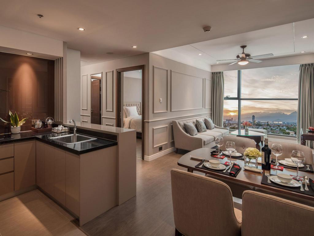 More about Luxury Apartment Da Nang