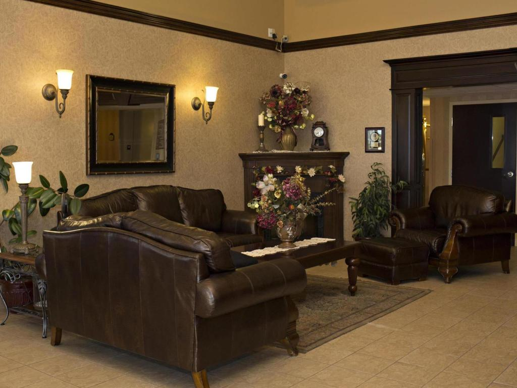 Lobby Best Western Plus Grand-Sault Hotel & Suites