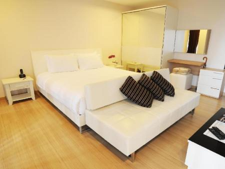 Studio Room Baan K Managed by Bliston Hotel