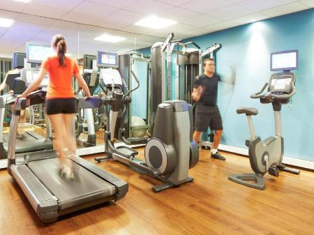 Fitness center Novotel Tours Centre Gare