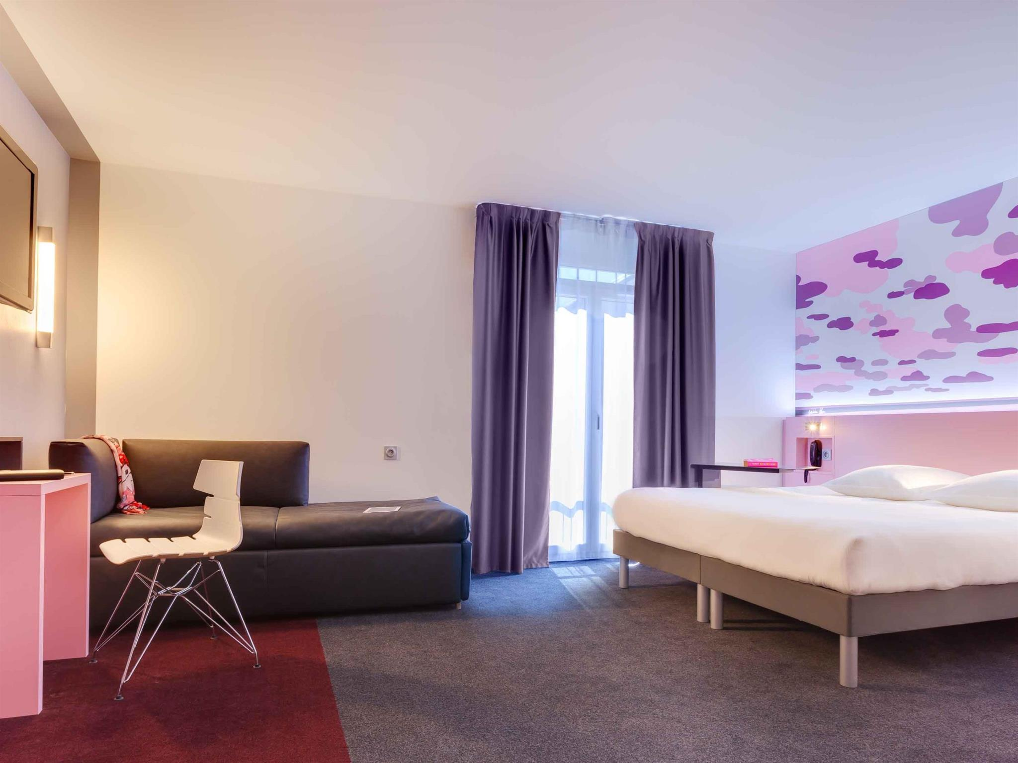 Familiesuite (4 voksne) (Family Suite (4 Adults))