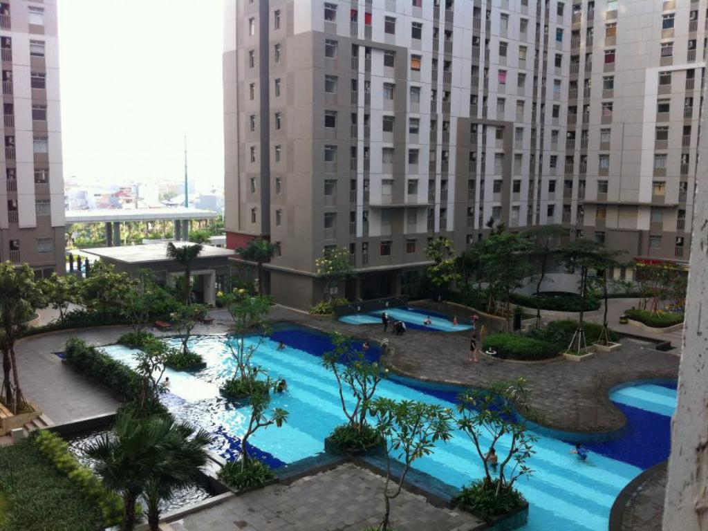 2BR Apartment Green Bay Pluit - Seven 1