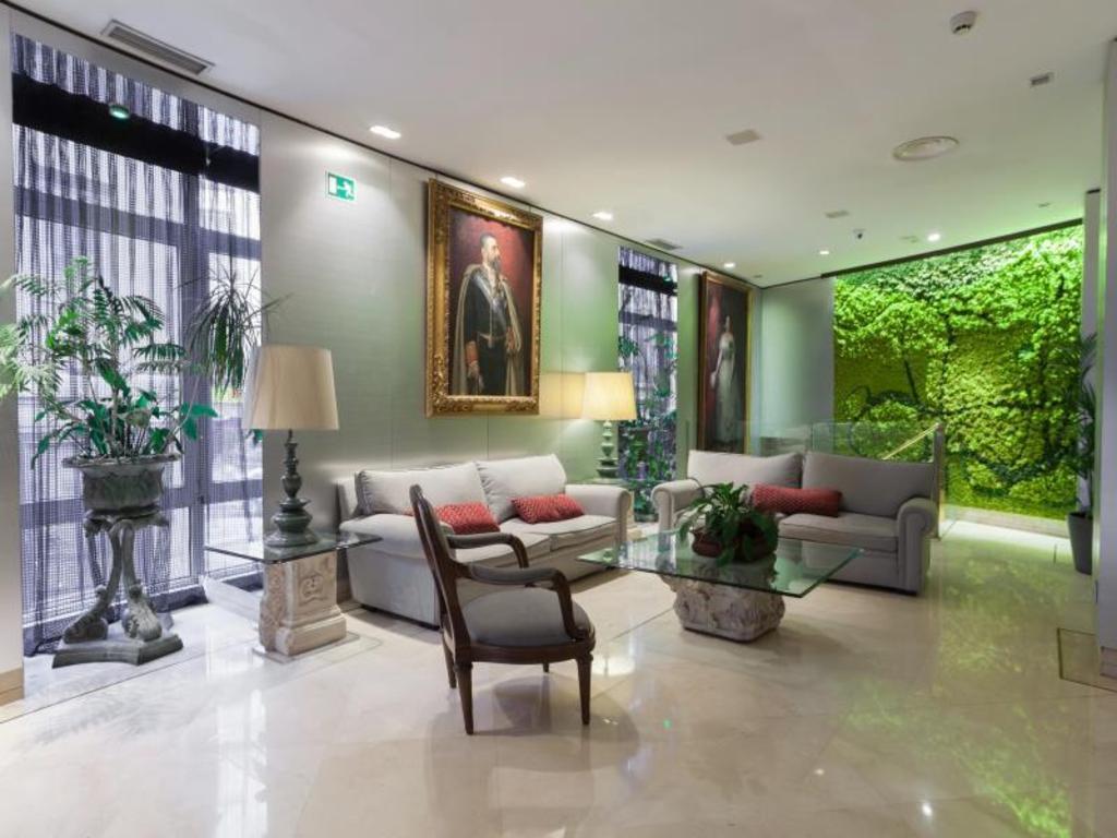 Hotel Santo Domingo City Center Madrid Room Deals