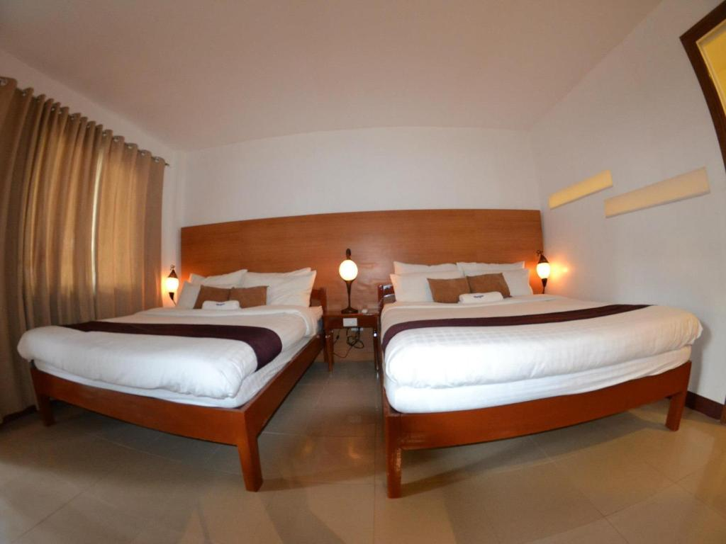 Eiland Suite Bluejaz Beach Resort and Waterpark