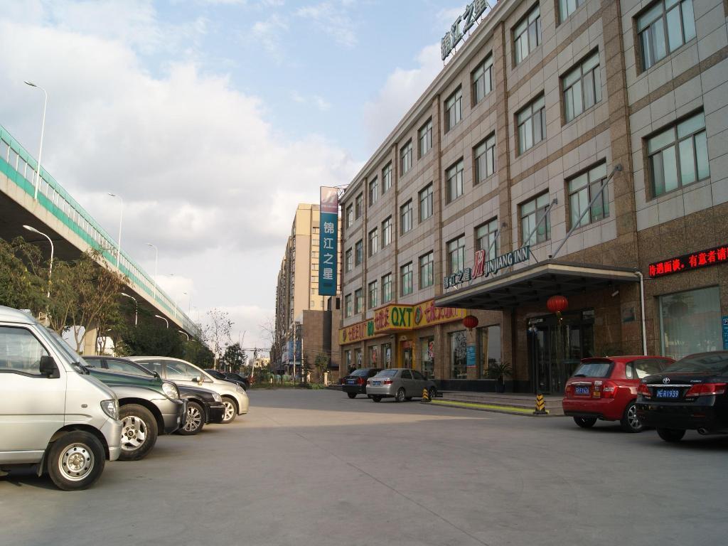 U4e0a U6d77 U9326 U6c5f U4e4b U661f U4e0a U6d77 U570b U969b U65c5 U904a U5ea6 U5047 U5340 U5ddd U6c99 U83ef U590f U6771 U8def U5730 U9435 U7ad9 U9152 U5e97  Jinjiang Inn Shanghai International Tourism And Resorts Zone
