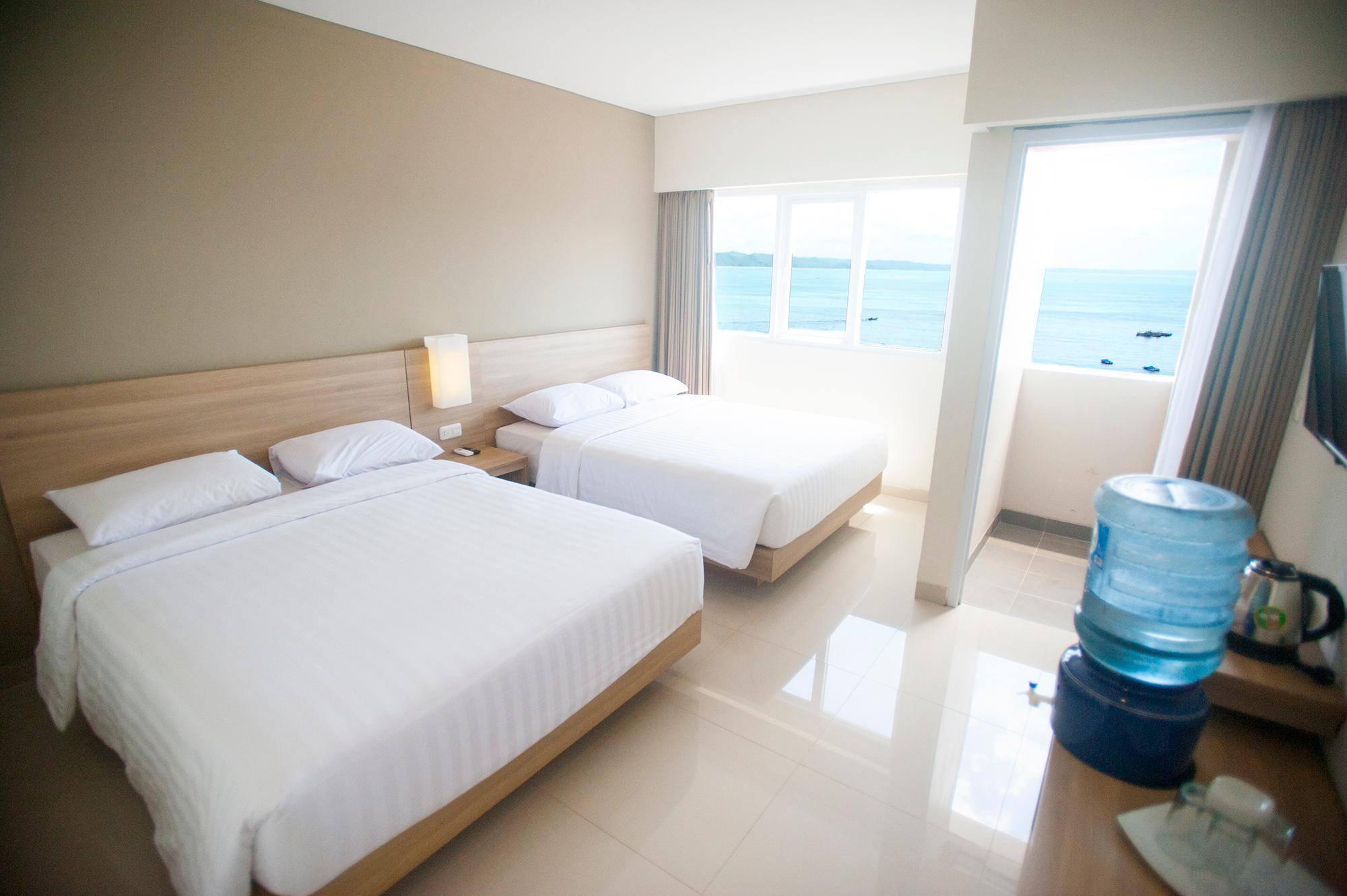 Habitación Superior con vistas al mar (Superior Room Sea View)