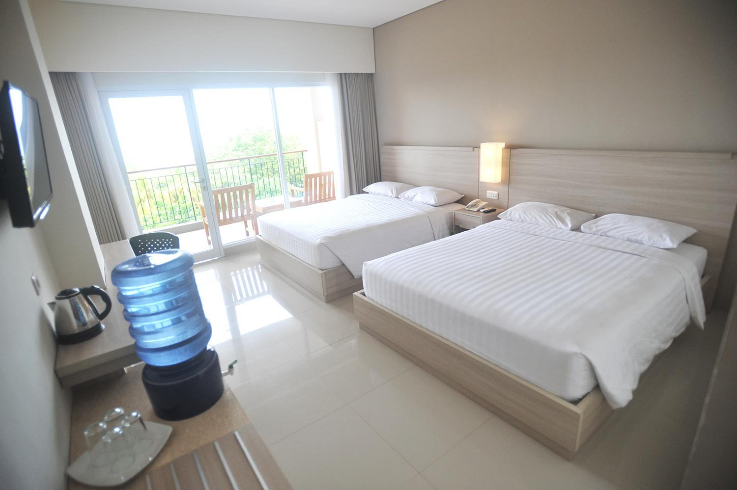Habitación Deluxe con vistas al mar (Deluxe Room Sea View)