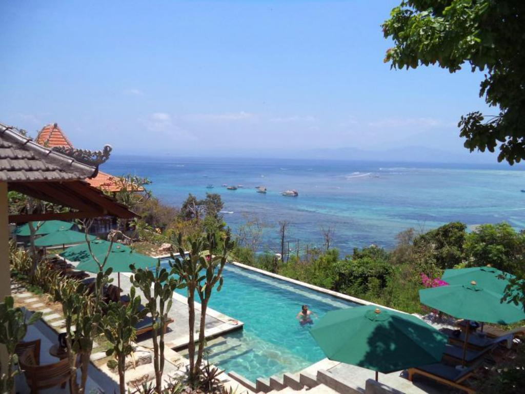 蓝梦崖别墅 (Lembongan Cliff Villas)