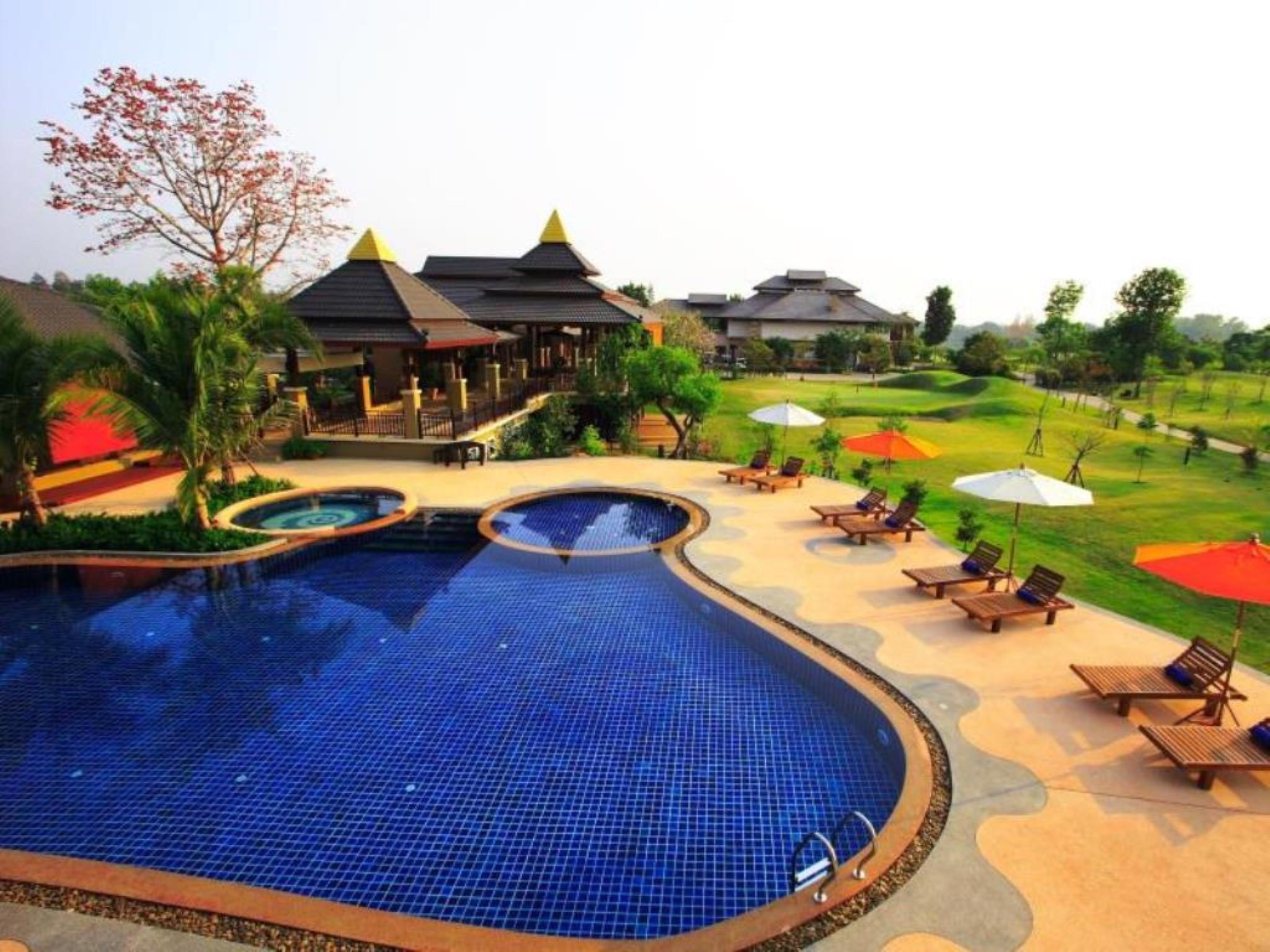 Mae Jo Golf Resort  U0026 Spa Chiang Mai  Oportunidades De
