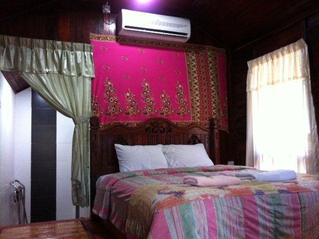 Wooden House (Double Bed)