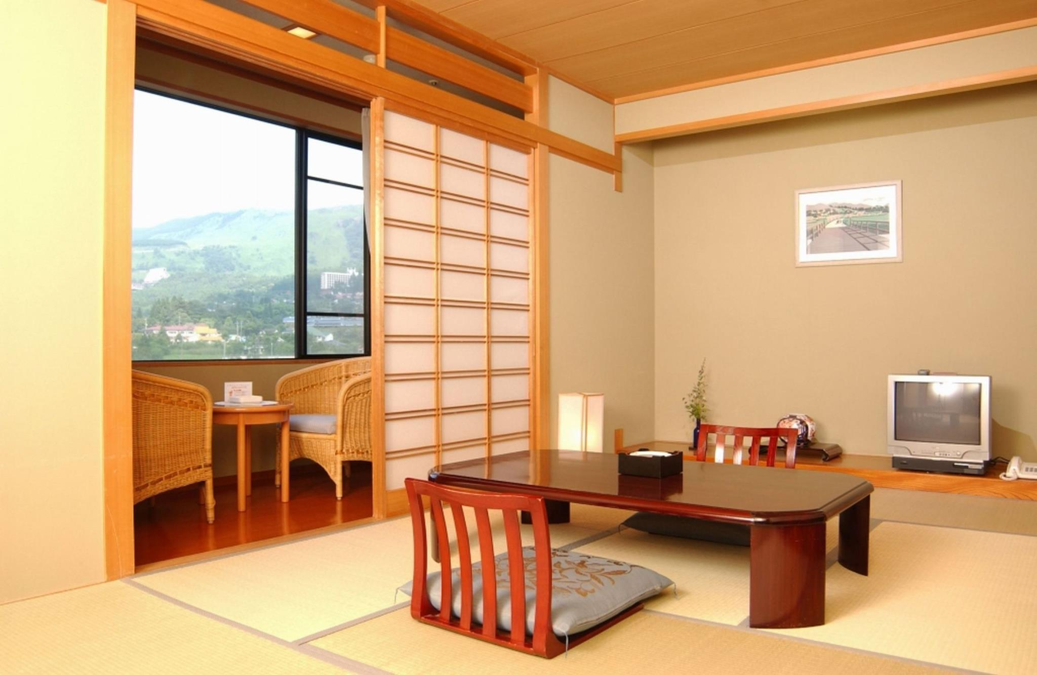 Mount Yufu View Japanese Style Room