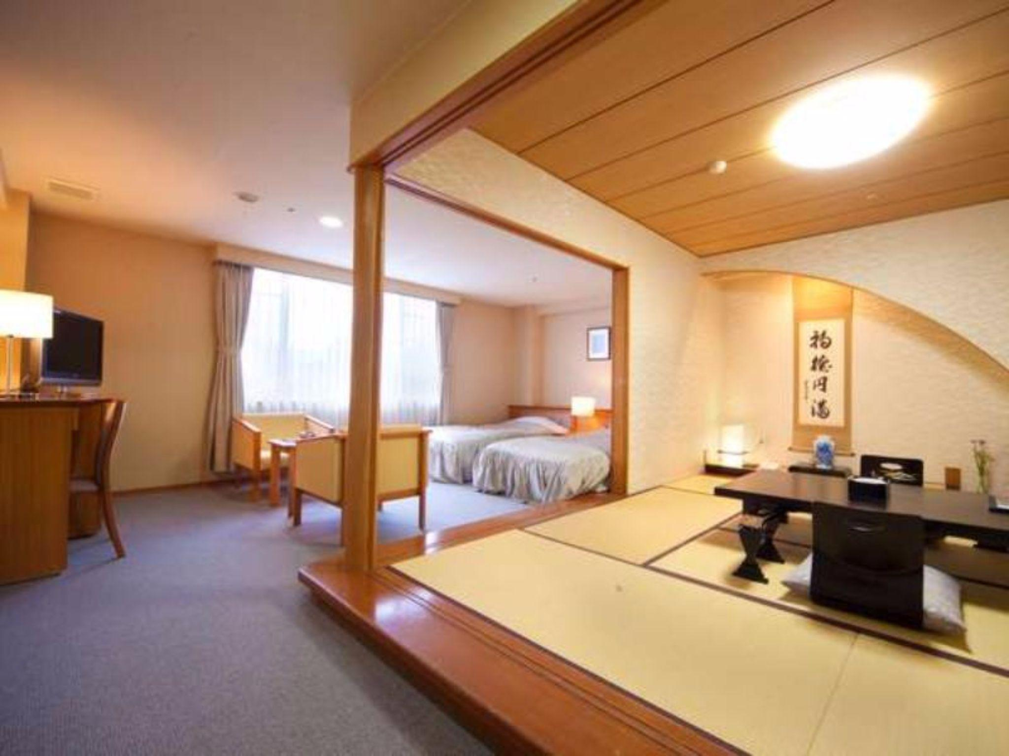 Mount Yufu View Japanese Western Style Room for 4 People