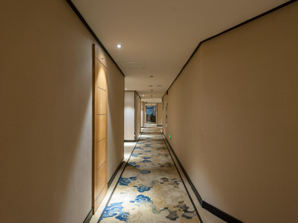 Interior view Gang Run Hotel Guangzhou Beijing Road Branch