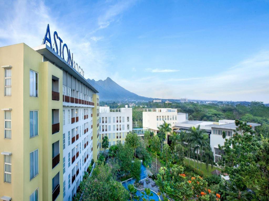 Aston Bogor Hotel And Resort Indonesia Jaminan Harga